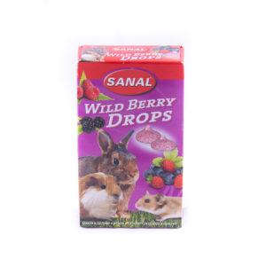 قرص مولتی ویتامین طعم توت وحشی جوندگان 45 گرمی SANAL