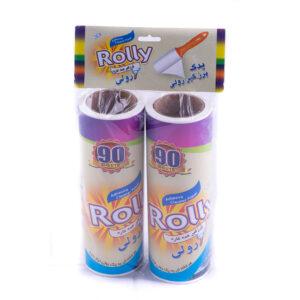 یدک بزرگ دوبل رولی Rolly