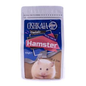 خوراک همستر با پروبیوتیک اوشکایا
