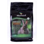 غذای خرگوش 1کیلویی مفید
