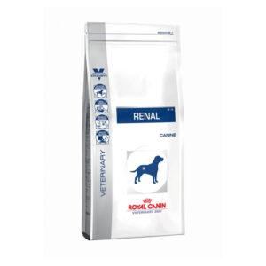 غذای سگ رویال کنین renal dog 2kg