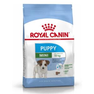 غذای سگ رویال کنین mini puppy dog 2kg