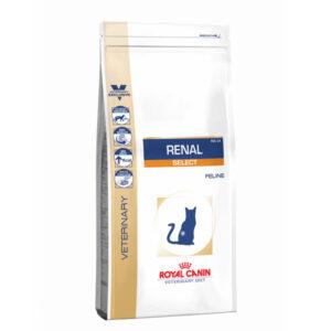 غذای گربه رویال کنین renal cat 2kg