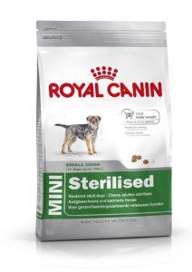 غذای سگ رویال کنین sterillised adult dog 3kg