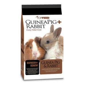 غذای پلت جونده تاپفید مخصوص خرگوش و خوکچه هندی