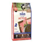 غذای خشک سگ بوش مدل Active