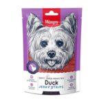 تشویقی سگ ونپی wanpy طعم اردک