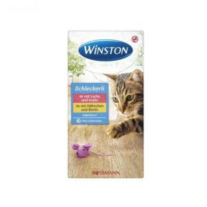 بستنی گربه وینستون بسته 8 عددی