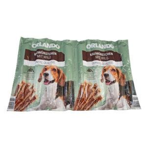غذای تشویقی سگ اورلاندو بسته 8 عددی